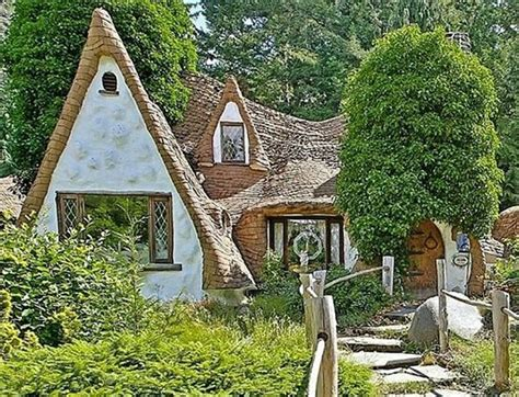 What S A Cottage House by Snow White S Cottage A House Built With Tale Style