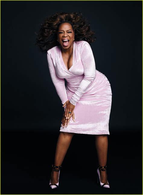oprah winfrey running  president  reveals