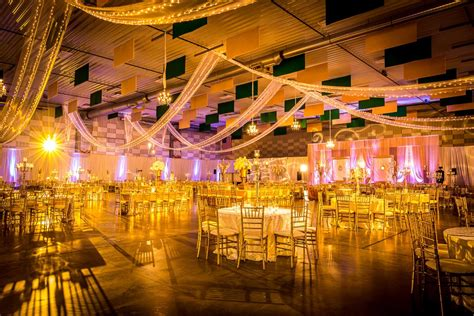 elegance decor chicago indian wedding reception decor