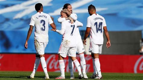 A qué hora y cómo ver en vivo: juega Real Madrid ...