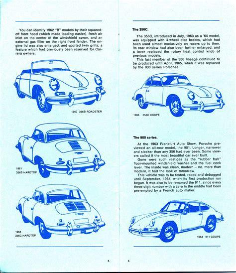 porsche family tree thesamba com vw archives 1977 the porsche family tree
