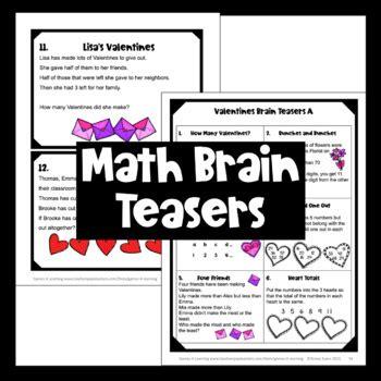 valentines day activity valentines day math games