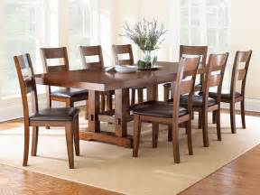 9 dining room set steve silver 9 108x42 rectangular zappa dining room