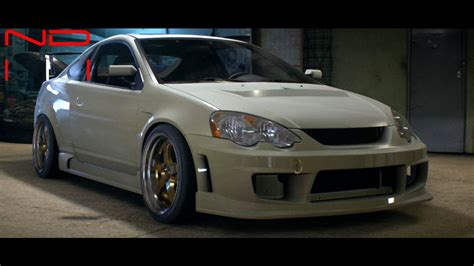 Acura Rsx Modified by Acura Rsx S 2004 Modified Nfs2015 Sound