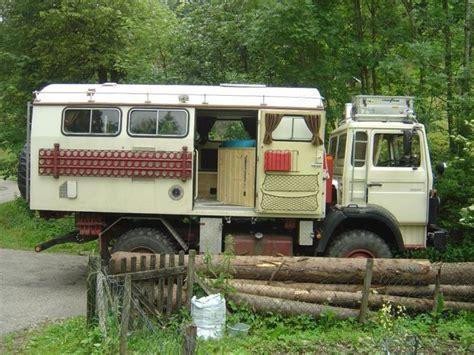 allrad auto kaufen iveco magirus fernreisemobil wohnmobil allrad expeditionsfahrzeug in bayern buchenberg
