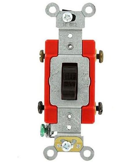 Amp Toggle Double Pole Quiet Switch Volt