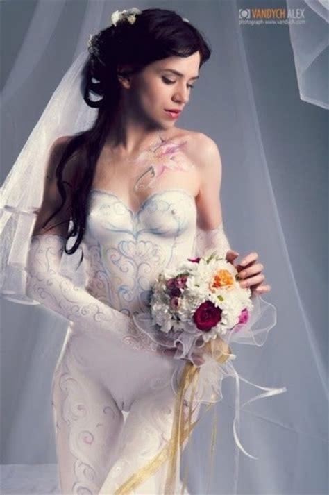 Wedding Dress Body Paint Sexy Body Paint Girls Pinterest Posts Wedding And Brides