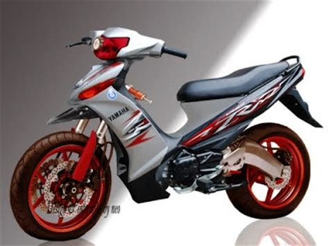 Modification Zr by Yamaha Zr Supermoto Style Modification