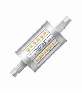 Ampoule Led R7s 78mm : ampoule led r7s philips corepro led 7 5 60w 78mm ~ Melissatoandfro.com Idées de Décoration
