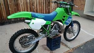 1989 Kawasaki Kx250 Ahrma  Yamaha  Honda  Suzuki  Maico  Cz
