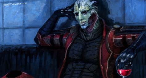 Mass Effect Thane By Betti357 On Deviantart