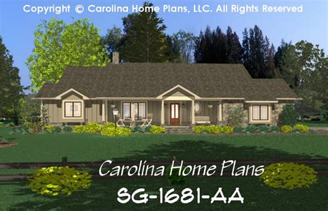 Impressive Small Ranch Style House Plans #6 Ranch Style