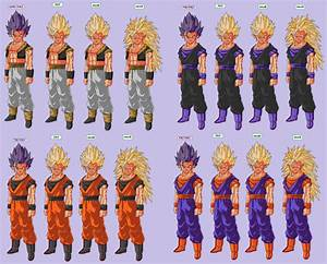 fusion goku trunks by Naruttebayo67 on DeviantArt