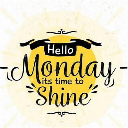 Monday Quotes Inspirational Week Positive Through Motivational