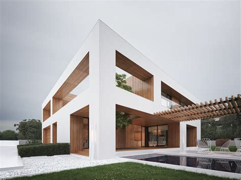 Residential Architecture Inspiration: Modern Materials