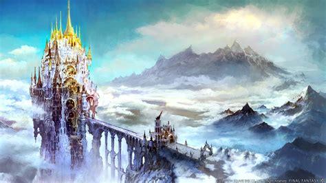 Desktop Wallpaper Hd Spring Final Fantasy Backgrounds 66 Xshyfc Com