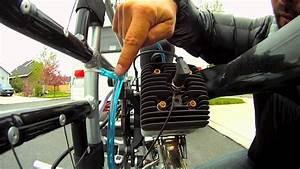 Paramotor Vittorazi Fuel System Modification