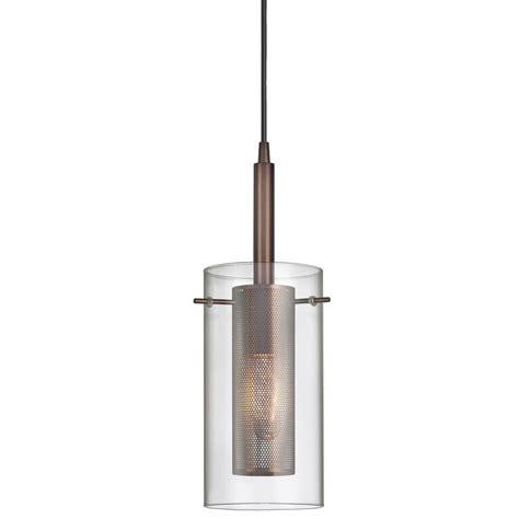 shop dainolite lighting 6 in rubbed bronze industrial