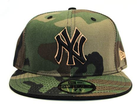 Yankees Camo 59fifty @ Just Hats