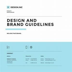 Brand Manual Guide Square