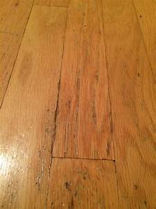 How to fix water damaged wood floor 4 the minimalist nyc for How to repair water stains on hardwood floors