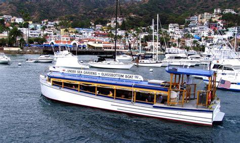 Catalina Island Glass Bottom Boat by Royal Caribbean International
