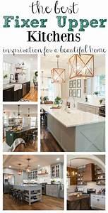 Fixer Upper Möbel : the best fixer upper kitchens wohnen einrichten pinterest k che traumh user und wohnen ~ Markanthonyermac.com Haus und Dekorationen