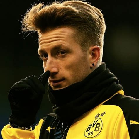 marco reus haircut  mens hairstyles haircuts