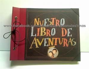 Albumes artesanales y más : My adventure book álbum basado en la pelicula UP