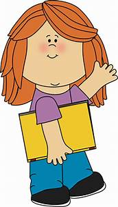 Girl Waving Goodbye Clipart - Clipart Suggest