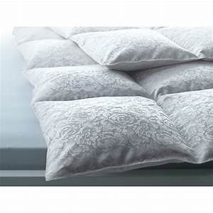 dauny duvet eiderdown caro silk With eiderdown pillows