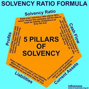 Solvency Ratio Formula - Understanding Solvency Ratios For ...