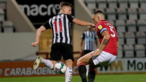 Newcastle United - Extended highlights: Morecambe