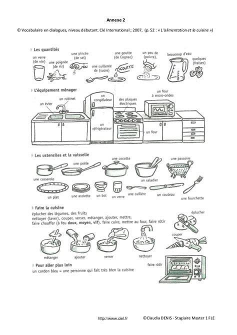 http 750g com fiche de cuisine fiche pédagogique fle impératif