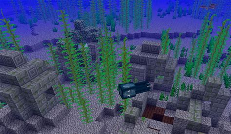 spoiler minecraft  ruinas submarinas minecrafteo