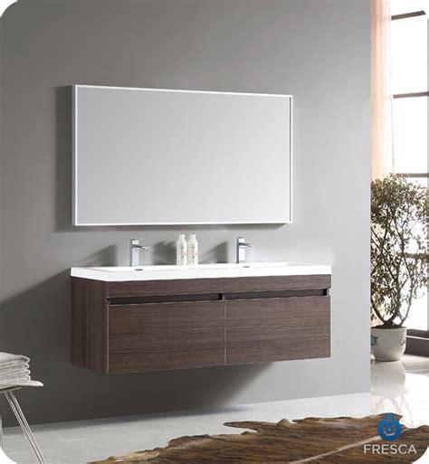 56 Vanity Double Sink by Bathroom Vanities Buy Bathroom Vanity Furniture