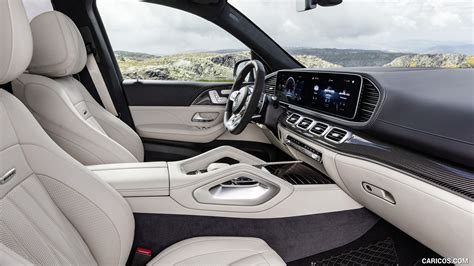 The standard gls interior is attractively designed and smartly engineered. 2021 Mercedes-AMG GLE 63 S 4MATIC - Interior | HD Wallpaper #28