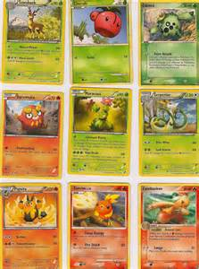 regular show pokemon cards