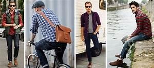 Style Hipster Homme : 18 belles chemises carreaux pour homme look hipster 2017 ~ Melissatoandfro.com Idées de Décoration