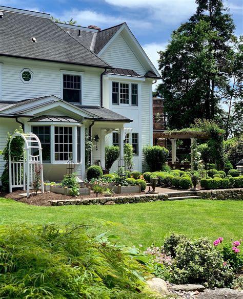 Classic Connecticut Garden by Enchanting Garden Tour In Greenwich Connecticut Laurel Home