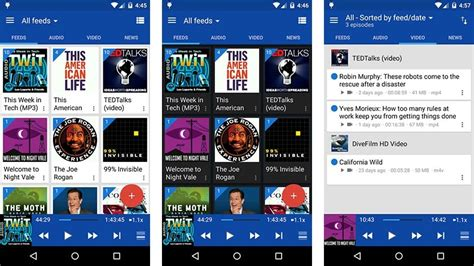 10 Best Podcast Apps For Android