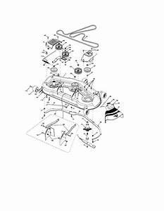 Craftsman Model 917287460 Lawn  Tractor Genuine Parts