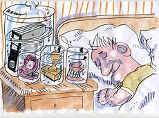 Gute Nacht By Jan Tomaschoff Media & Culture Cartoon