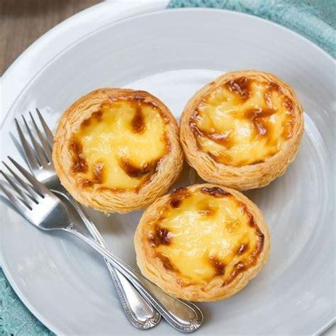 la cuisine sans sel recette pasteis de nata petit flan portugais