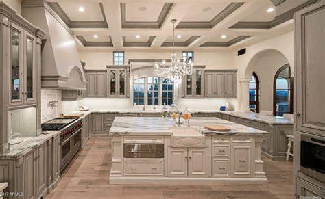 Mediterranean Style Mansion In Scottsdale, Arizona   Homes