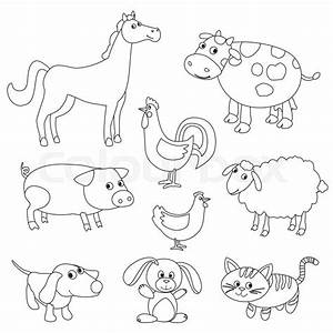 Farm Animals Pictures Black And White | Wallpaper sportstle