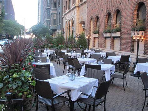 al fresco dining spots getaways by connie