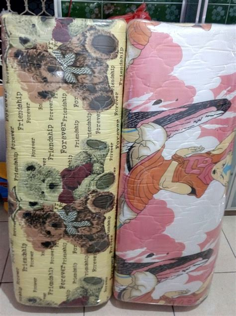 jual kasur lantai kasur busa belgium motif batik uk