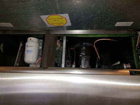 ge monogram zicsnmbr refrigerator  cooling repair burlingame ca kit appliance repair