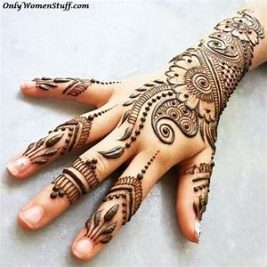 101+ Beautiful Henna Mehndi Designs Ideas - Easy Mehandi Art